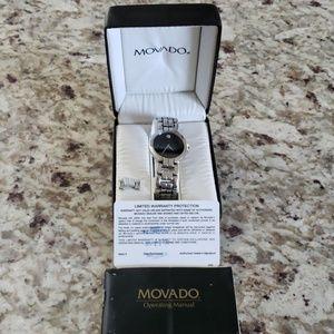 Vintage Movado Museum Watch